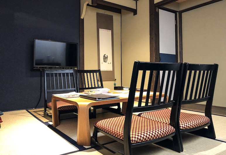 Kyoto Miyabi Inn -Only one group a day-, Kyoto, Classic Townhome, 2 Bedrooms, Non Smoking, Kitchenette, Living Room