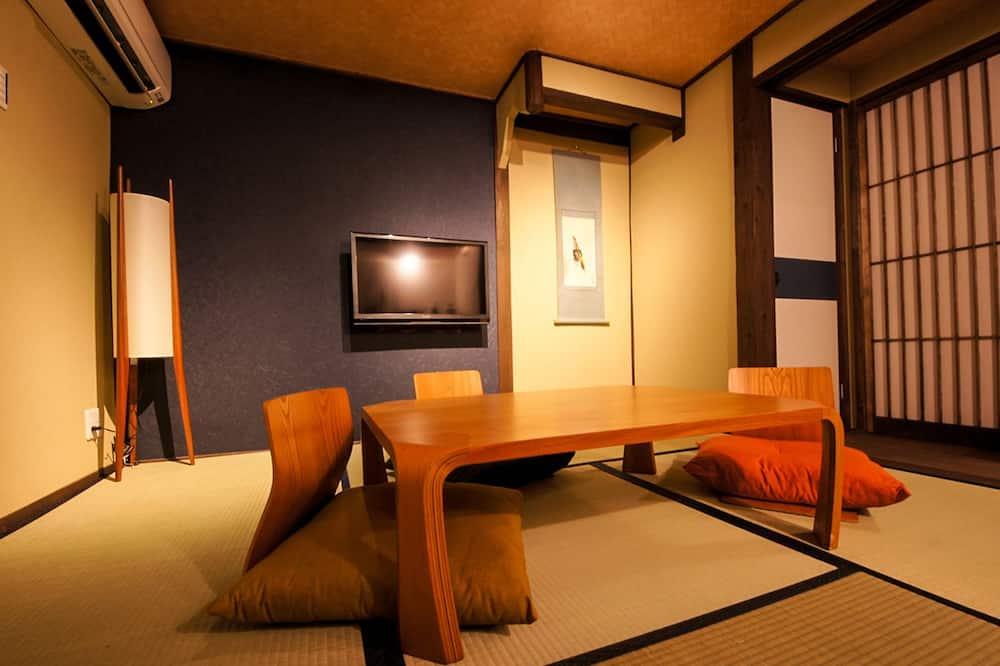 وحدة سكنية متصلة كلاسيكية - غرفتا نوم - لغير المدخنين - بمطبخ مصغر (for 5 Guests) - غرفة معيشة
