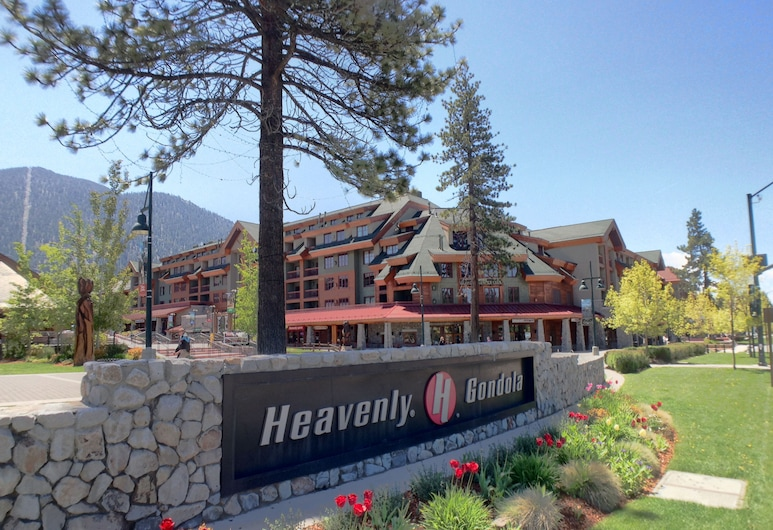 Heavenly Village Condos, South Lake Tahoe, Front of property