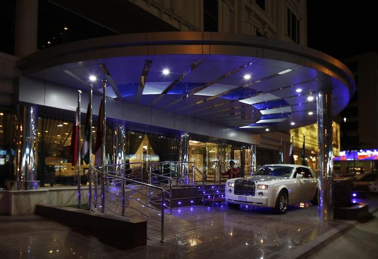 Plaza Inn Olaya Hotel, Riyadh, Hotellentré