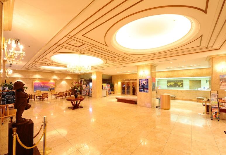 Hotel Century 21 Hiroshima, Hiroshima, Lobby