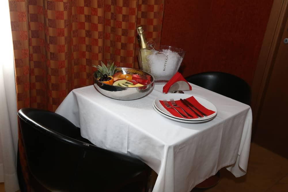 ห้องคลาสสิกดับเบิล - บริการอาหารในห้องพัก
