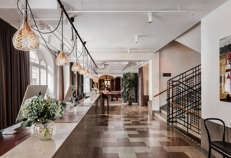 Miss Clara by Nobis, Stockholm, a Member of Design Hotels, Stockholm, Lobby