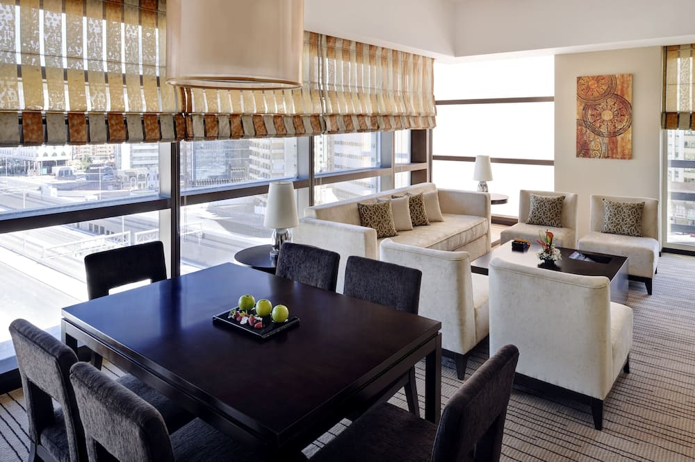 Suite, 1 spavaća soba (Single) - Dnevna soba