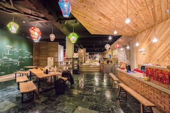 Picture of Meander Taipei Hostel in Taipei