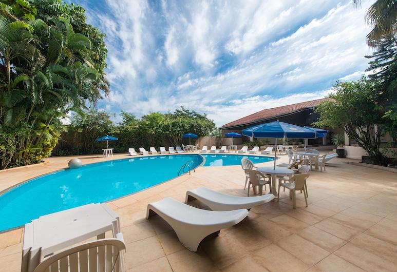 Manacá Hotel, Foz do Iguaçu, Bazén