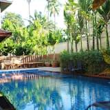 Deluxe Double Room, Pool Access - Kolam Terbuka