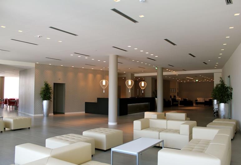 タグ ホテル, ファーノ, ロビー応接スペース
