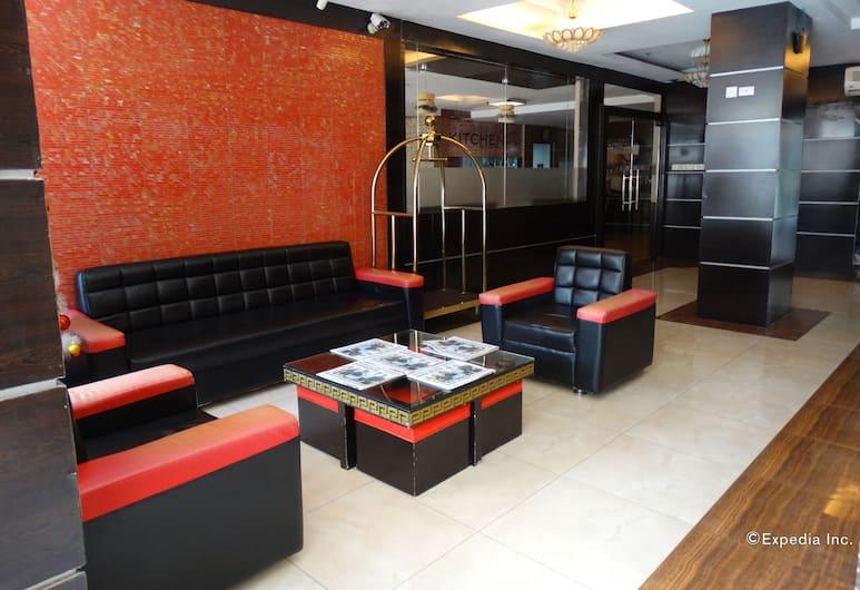 馬尼拉皇冠假日飯店, 馬尼拉, 大廳休息區