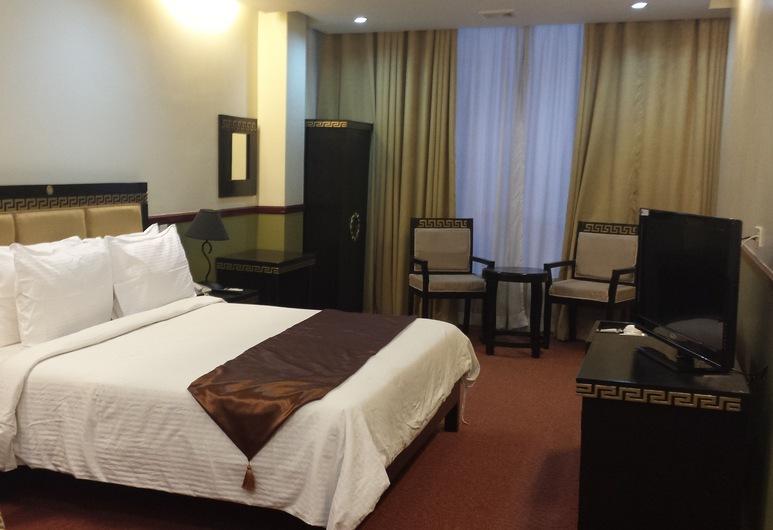 โรงแรมมะนิลาคราวน์พาเลซ, มะนิลา, ห้องซูพีเรีย, ห้องพัก
