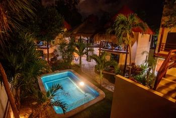 Bild vom Uolis Nah Hotel Villas in Tulum