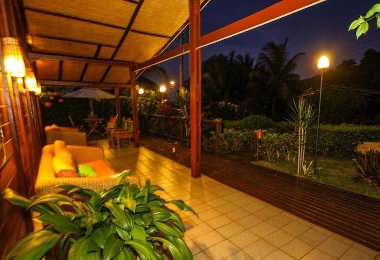 Pousada Fortaleza, Fernando de Noronha, Terrace/Patio