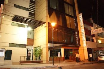 在图斯特拉古铁雷斯的图斯特拉 - 马德里酒店照片