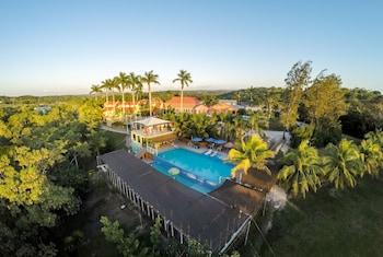 Foto van Rumors Resort Hotel in San Ignacio