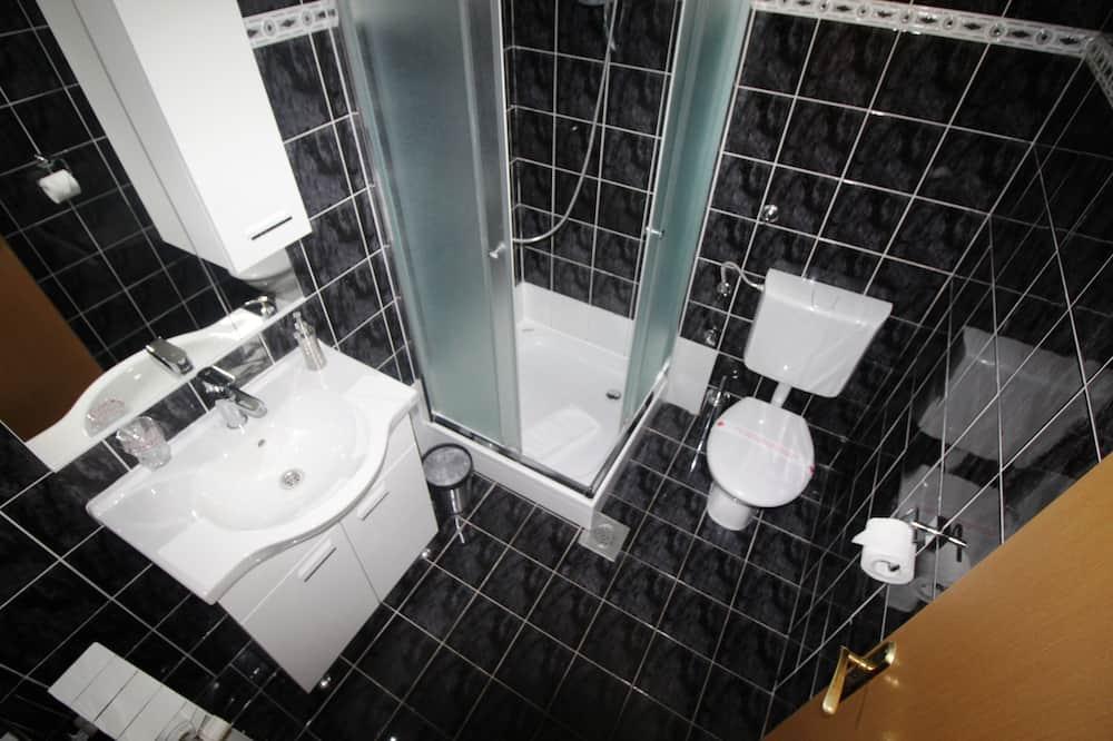 Business Single Room, Mountain View - Bilik mandi