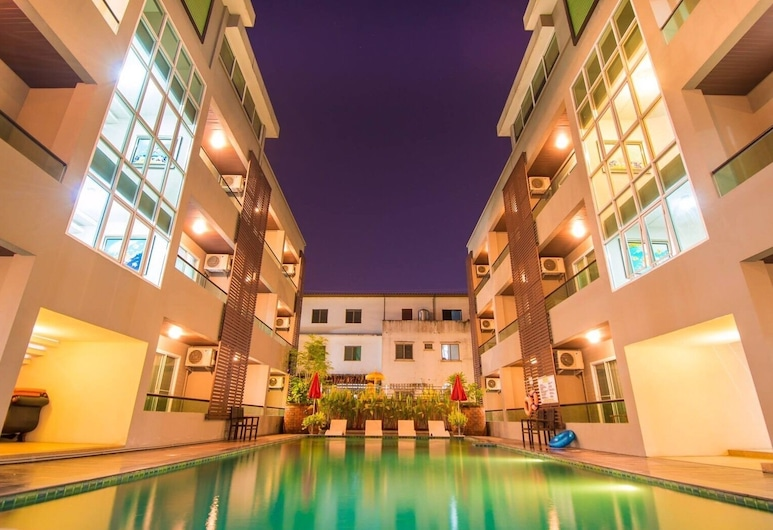 Double D Boutique Residence, Pattaya