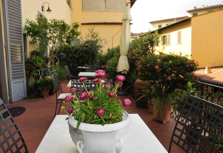 La Terrazza su Boboli, Florence, Bar Hotel