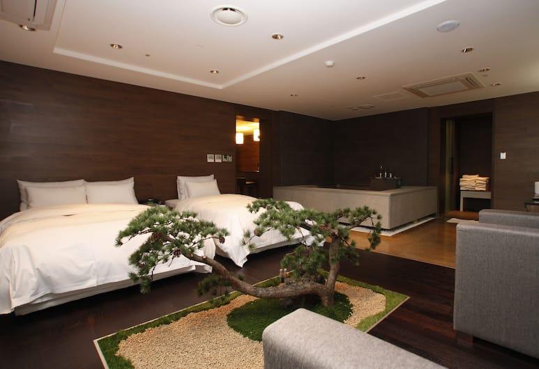 녹스 부티크 호텔, 서울특별시, #1202 Petit Jardin, 객실