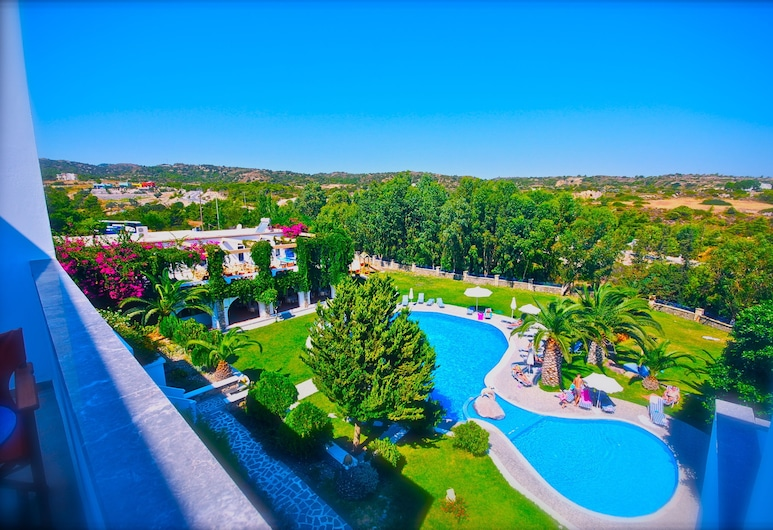 Ekaterini Hotel, Rodos, Bazén