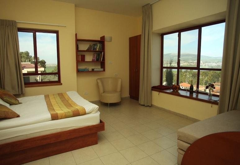 Gilboa Guest House - Benharim, Gilboa, ห้องสแตนดาร์ดดับเบิล, ห้องพัก