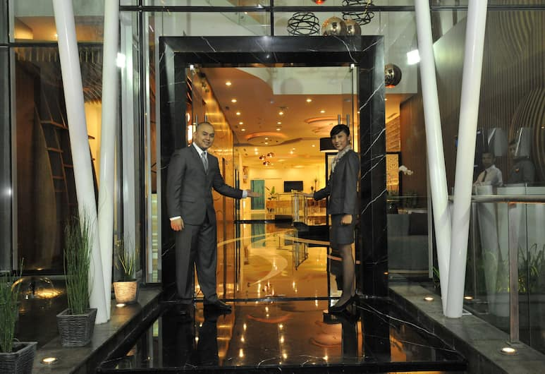 Clay Hotel Jakarta, Djakarta, Lobby