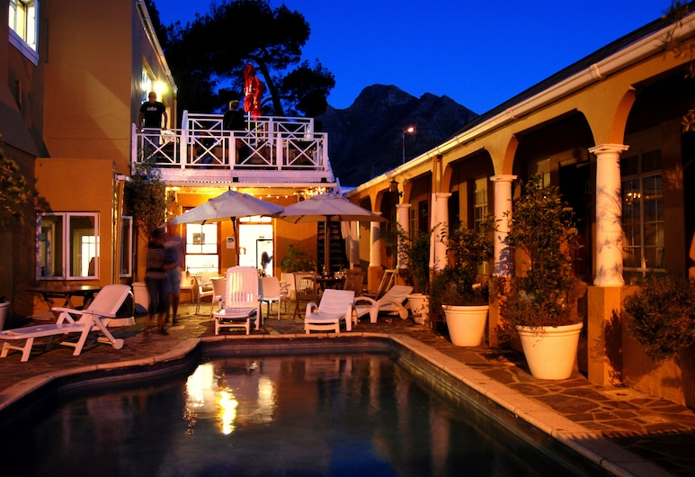 Ashanti Lodge Backpackers Gardens, Cape Town, Outdoor Pool