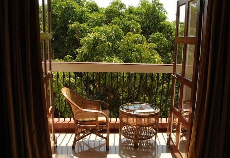 The PentaCon Resort, Canacona, Balkon