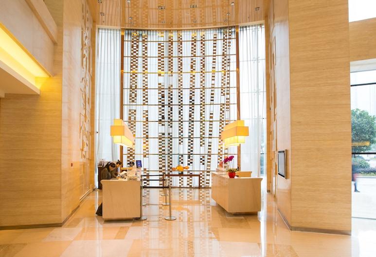Courtyard by Marriott Hangzhou Qianjiang, Hangzhou, Lobby