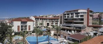 Çeşme bölgesindeki Piril Hotel resmi