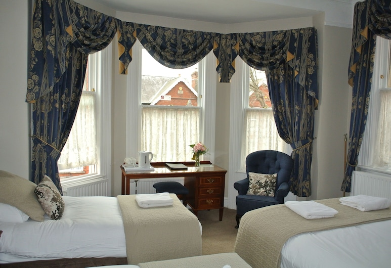 Egans Guest House, Dublin, Familienzimmer, Zimmer