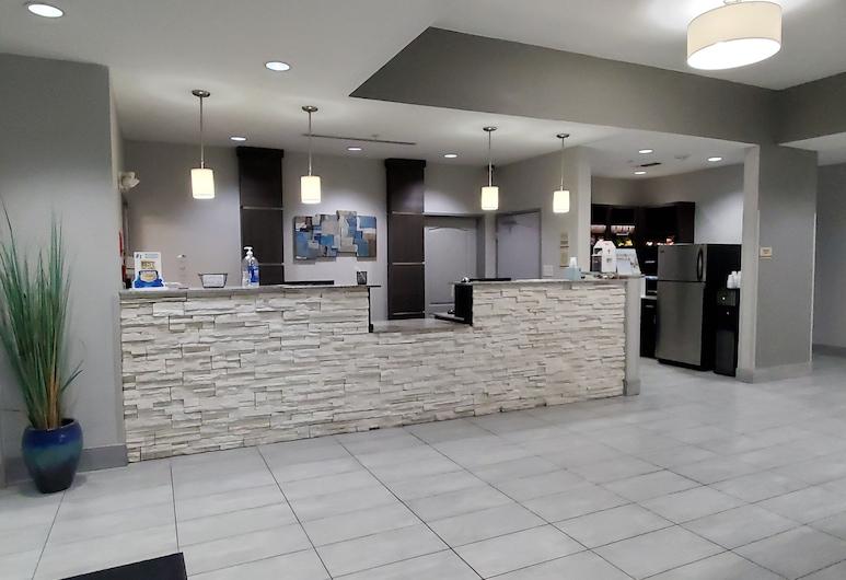 Hawthorn Suites By Wyndham San Angelo, San Angelo, Reception
