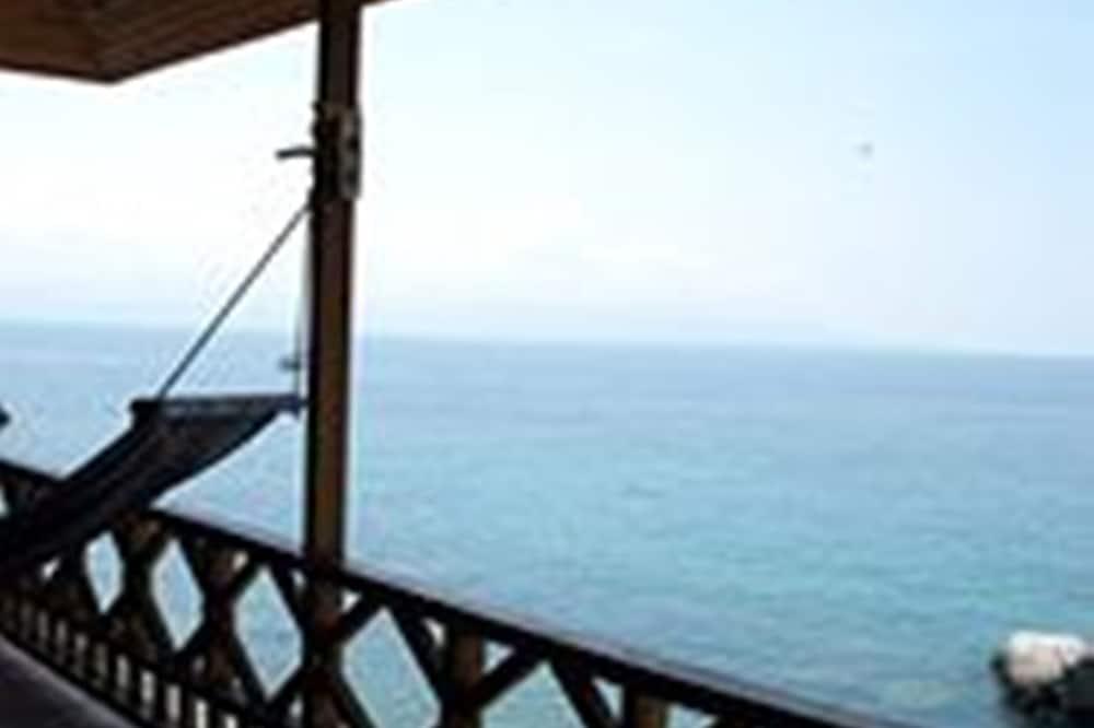 Superior kamer, Uitzicht op zee - Balkon
