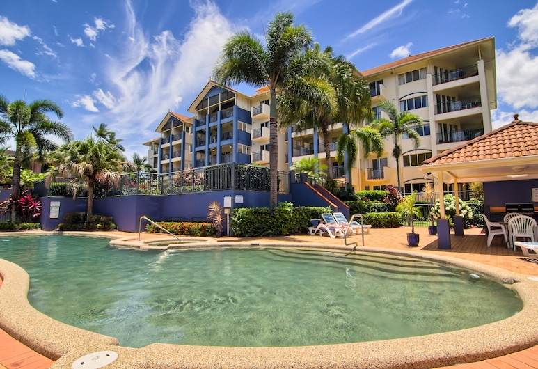 North Cove Waterfront Suites, Cairns North, Outdoor Pool