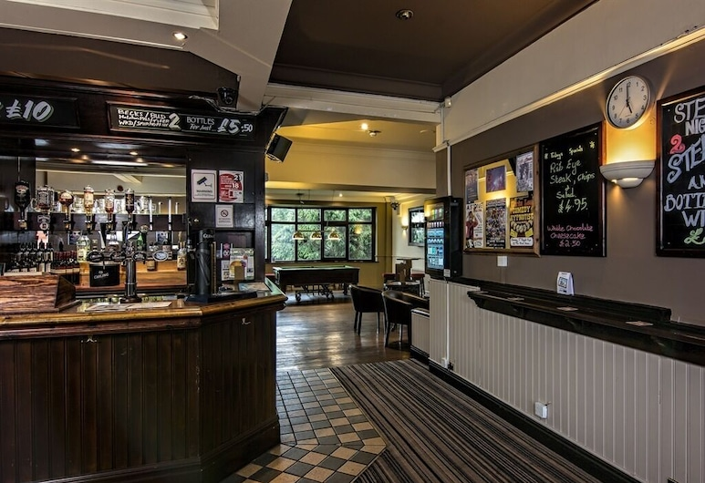 Miners Arms, Leeds, Hotel Bar