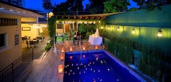 聖薩爾瓦多木蘭花精品飯店的相片
