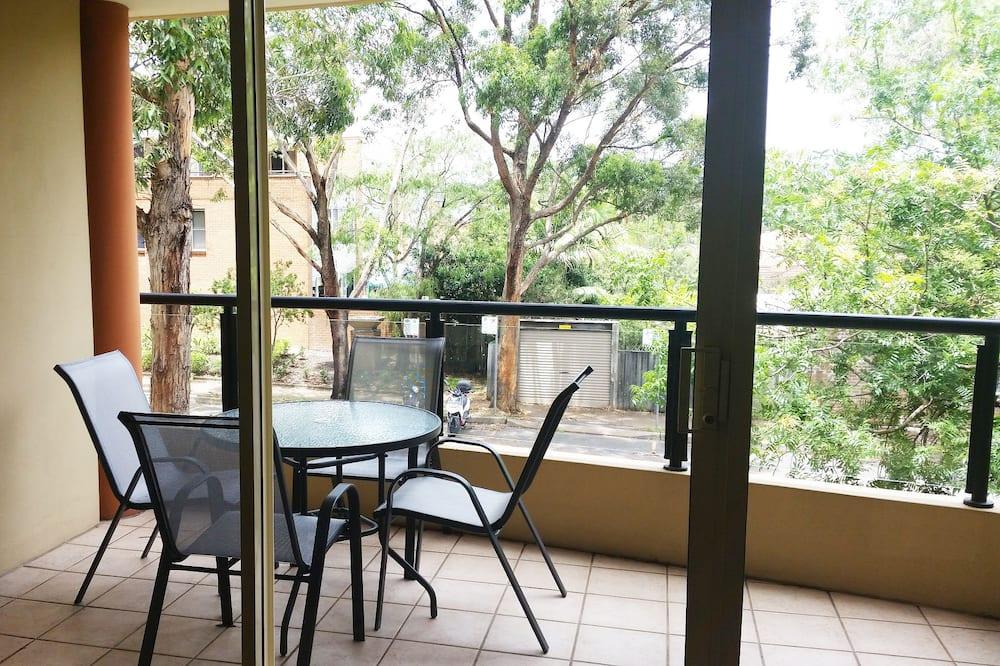 Executive Apartment, 2 Bedrooms, Garden View - Balcony