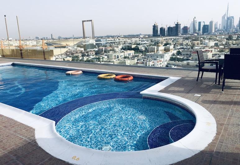 베이티 호텔 아파트먼트, 두바이, 수영장