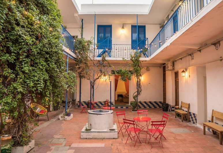 Viajero Colonia Hostel, Colonia del Sacramento, Terraza o patio