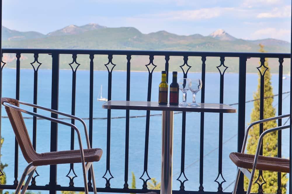 Habitación superior, vista al mar - Balcón