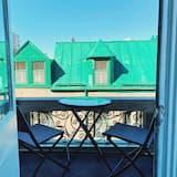 Romantic Double Room, 1 Queen Bed, River View - Terrace/Patio