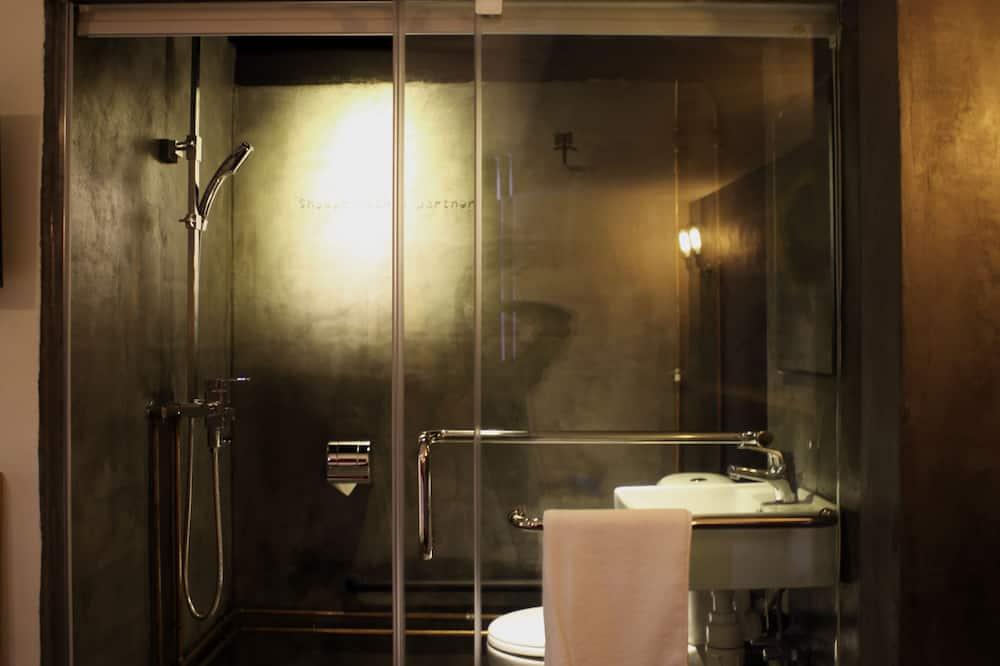 Двухместный номер с 1 двуспальной кроватью (Stylish) - Ванная комната