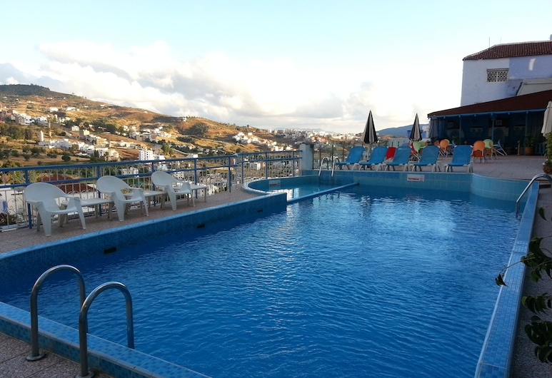 Hotel Parador, Chefchaouen, Outdoor Pool