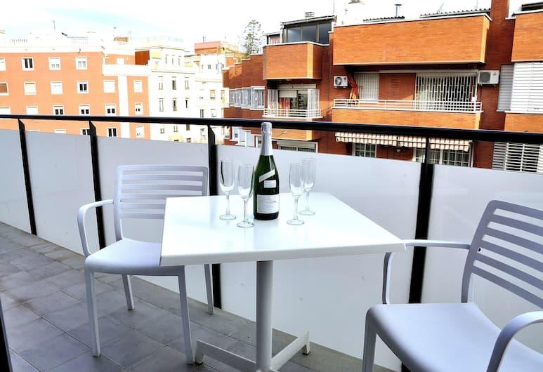 Sensation Authentic Gràcia, Barcelona, Apartemen, 2 kamar tidur, Balkon
