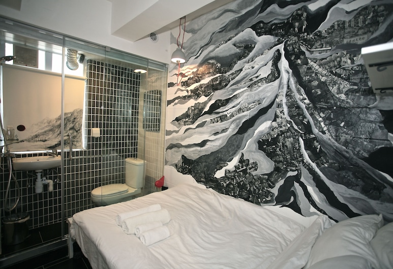 Just Inn, Kowloon, Basic Double Room, Guest Room