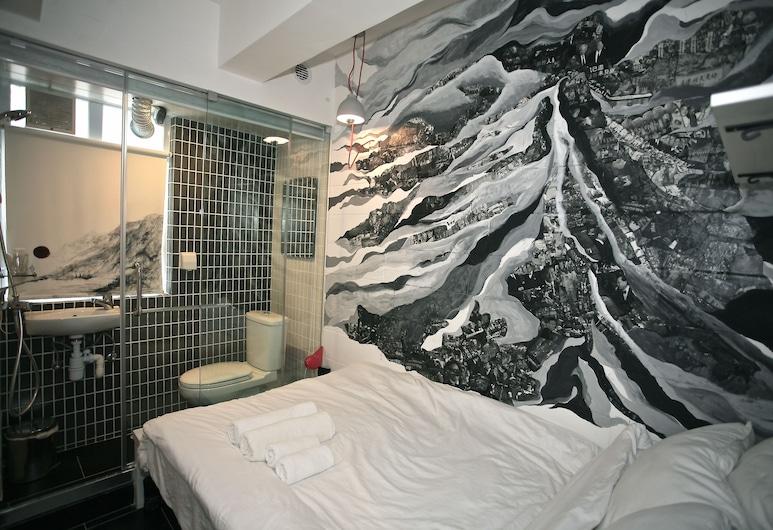 正.旅館, 九龍, 基本雙人房, 客房