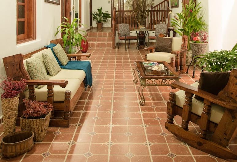Fortaleza Suites, Σαν Χουάν, Λόμπι