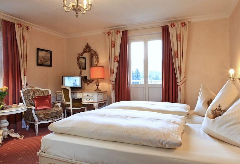 Hotel Rex, Bad Wiessee, Dvojlôžková izba typu Comfort, Hosťovská izba