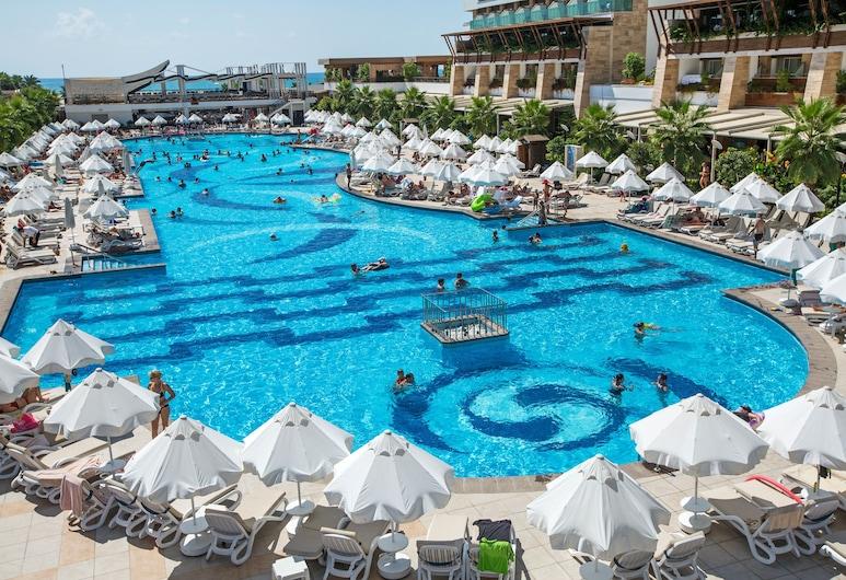 Crystal Waterworld Resort & Spa - All Inclusive, Belek, Āra baseins