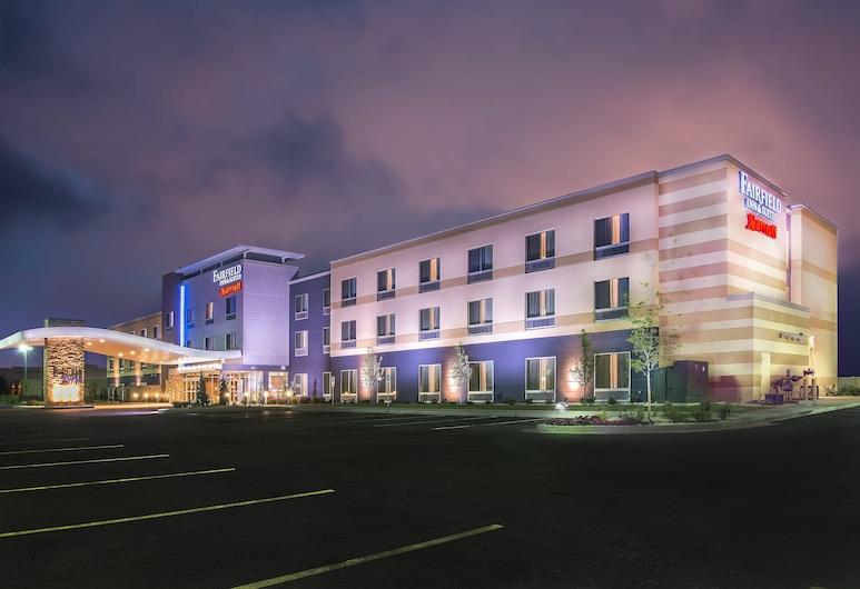 Fairfield Inn & Suites by Marriott Twin Falls, Twin Falls, Exterior
