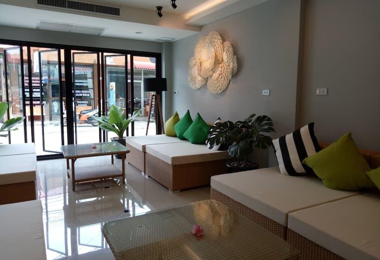 Phangan Pearl Villa, Ko Pha-ngan, Lobby Sitting Area